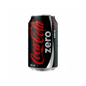 Coca Cola Zero Lata 350 ML