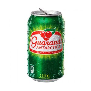 Guaraná Antárctica Lata 350 ML